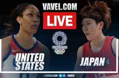 Highlights: USA 90-75 Japan in Women's Basketball Final Match at Tokyo 2020