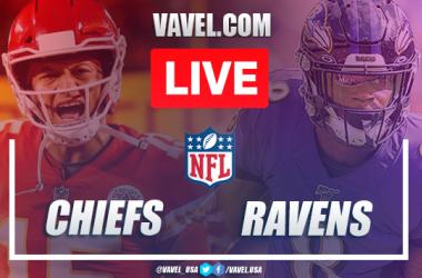 Touchdowns and Highlights: Kansas City Chiefs 34-20 Baltimore Ravens, 2020 NFL Season