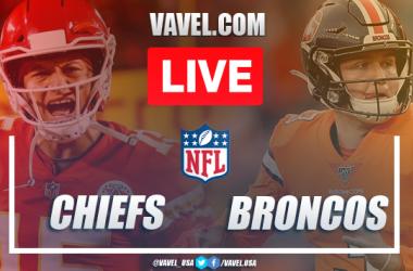 Highlights and Touchdowns: Kansas City Chiefs 43-16 Denver Broncos, 2020 NFL Season