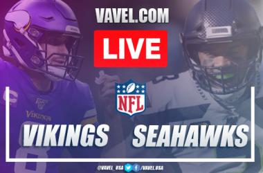 Highlights and Touchdowns: Minnesota Vikings 26-27 Seattle Seahawks, 2020 NFL Season
