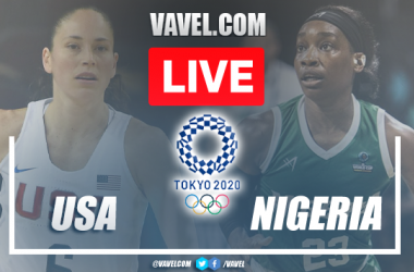 Highlights and Best Moments: USA 82-71 Nigeria in Basketball Tokio 2020