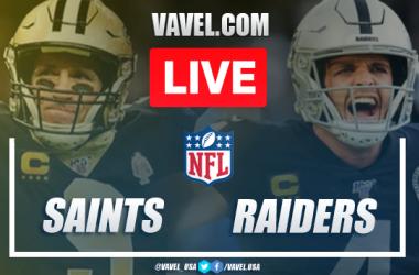 Touchdowns and Highlights: New Orleans Saints 24-34 Las Vegas Raiders, 2020 NFL Season