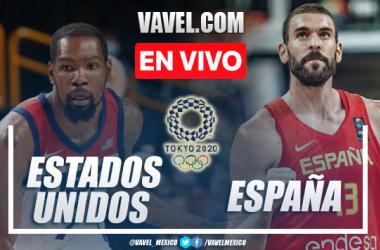 Espanha x Estados Unidos AO VIVO: onde assistir ao jogo em tempo real nos Jogos Olímpicos de Tóquio