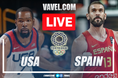 Highlights and Best Moments: USA 95-81 Spain in In Men's Basketball Tokyo 2020