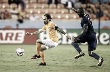 2017 Audi MLS Cup Playoff KnockoutRound: Houston Dynamo vs Sporting KC