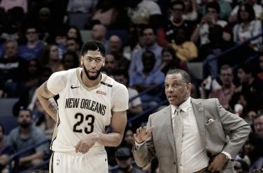 Los Pelicans aseguraron su puesto en los Playoffs