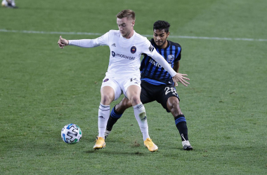 Montreal Impact ties with Chicago Fire
