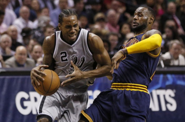The Best Basketball Player In The World: Kawhi Not?