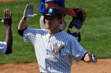 New York Yankees Place Slade Heathcott on 15-Day DL, Recall Ramon Flores