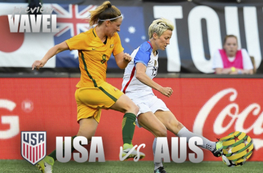 USWNT vs Australia preview: Rematch ready