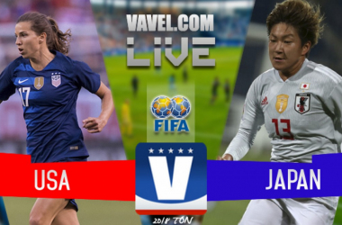 USWNT will open up their tournament against Japan (Photo: VAVEL USA)