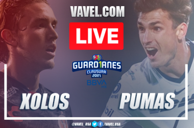 Highlights and best moments: Xolos Tijuana 0-0 Pumas in 2021 Liga MX