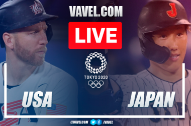 Runs and highlights: USA 0-2 Japan in Men's Baseball Gold Medal Olympic Games 2020