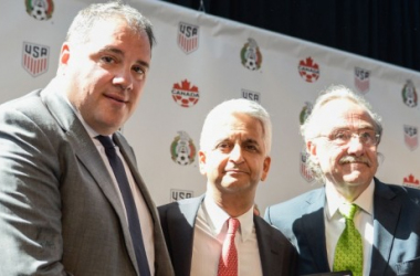 United States, Mexico and Canada make official bid for 2026 FIFA World Cup