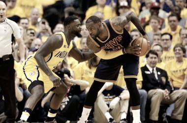 NBA Playoffs – I Cleveland Cavaliers recuperano ventisei punti nel secondo tempo e conquistano anche Gara 3