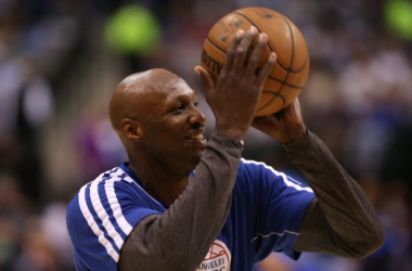 Lamar Odom has signed with the Knicks (Kelvin Kuo-USA TODAY Sports)