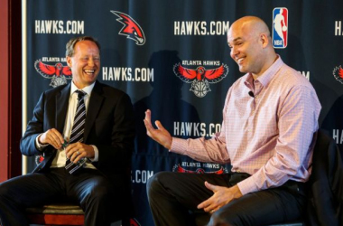 Atlanta Hawks To Promote Head Coach Mike Budenholzer To President, Part Ways With GM Danny Ferry