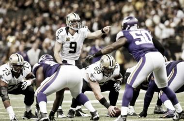 Saintsvs Vikings es el platillo más atractivo de la semana | Foto: NFL
