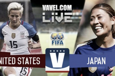 USWNT vs Japan Live Stream Commentary in Tournament of Nations (3-0)