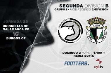 Unionistas - Burgos CF. Foto: USCF