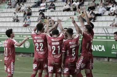Unionistas consigue sus tres primeros puntos en el debut en Primera RFEF