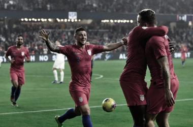 Estados Unidos se mantiene expectante en la Liga A | Fotografía: US Soccer