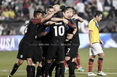 The United States Men's National Team are ready for their biggest challenge since the 2014 FIFA World Cup. (Photo credit: Mike Dorn/VAVEL USA)