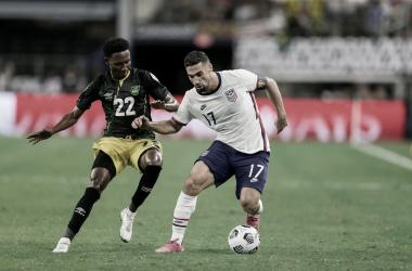 Estados Unidos se ha enfrentado dos veces ante Jamaica en 2021, acumula dos victorias ante los 'Reggae Boyz' | Fotografía: U.S.Soccer