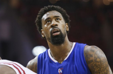 DeAndre Jordan Finally Wised Up