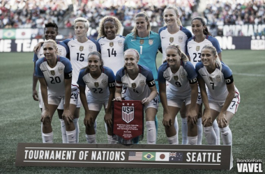 Ellis and USWNT ready for more tests. | Source: Brandon Farris - VAVEL USA