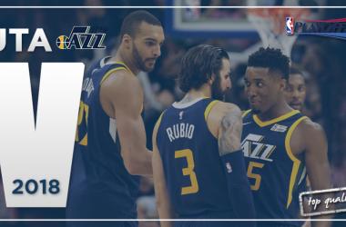 Guía Playoffs NBA 2018: Utah Jazz, a por 'la campanada'