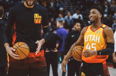 Donovan Mitchell es el segundo positivo en COVID-19 de la NBA