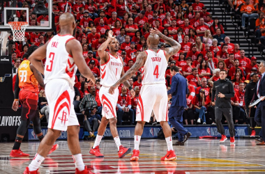 Foto Houston Rockets Twitter