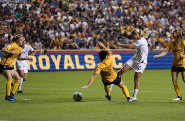 Utah Royals FC vs Portland Thorns FC: Christen Press leads Utah against the top team in the NWSL