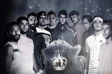 Comienza el Ultimate Tennis Showdown, el último experimento del tenis