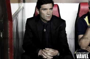 """Marcelino: """"El Betis hizo un buen partido, no fuimos superiores"""""""