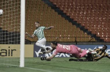 Los datos que dejó la clasificación 'verdolaga' a tercera fase de la Copa Conmebol Libertadores