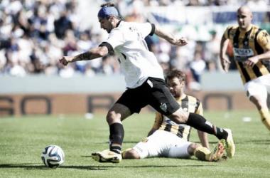 Vélez recuperó su juego frente a Olimpo