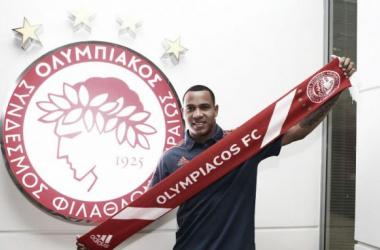 Felipe Pardo pasó al Olympiacos de Grecia