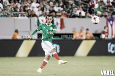 Captain Rafa Marquez is included in Mexico's preliminary Gold Cup roster | Source: Catalina Fragoso- VAVEL