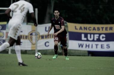 Paulo Oliveira, KO. | Foto: SD Eibar.