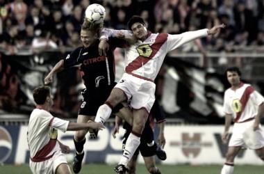 Encuentro Rayo-Celta temporada 2001/2002 | Imagen: Oscar Vázquez