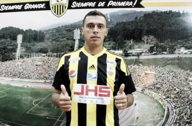 Víctor Aquino / Foto: Deportivo Táchira Web