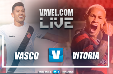 Resultado Vasco da Gama 2 x 3 Vitória no Campeonato Brasileiro 2018