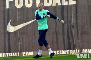 FC Barcelona 2013/14: Víctor Valdés