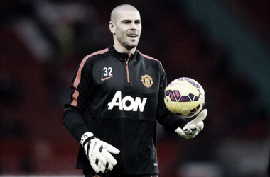 Victor Valdes could be on the verge of leaving Manchester United