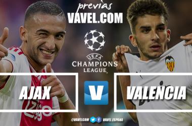 Previa Ajax - Valencia: el partido que marcará el vuelo del murciélago