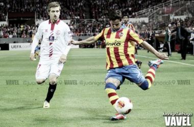 El Sevilla no gana en Mestalla desde la 2011/2012