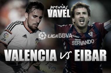 Valencia CF - SD Eibar: sin margen de error