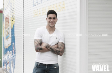 Jesús Valentín dice adiós a la UD Las Palmas